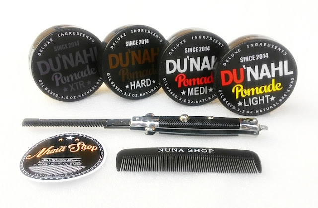 DUNAHL ALL VARIAN (Light, Medium, Hold, Ekstrim)