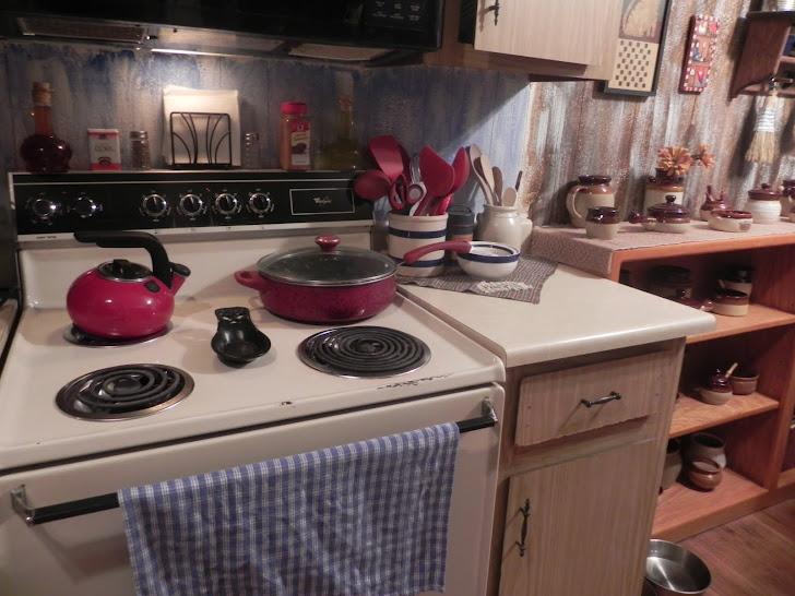 stove top
