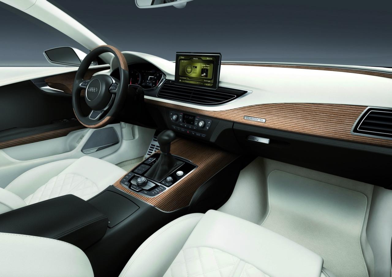 Audi a7 sportback for Audi interieur onderdelen