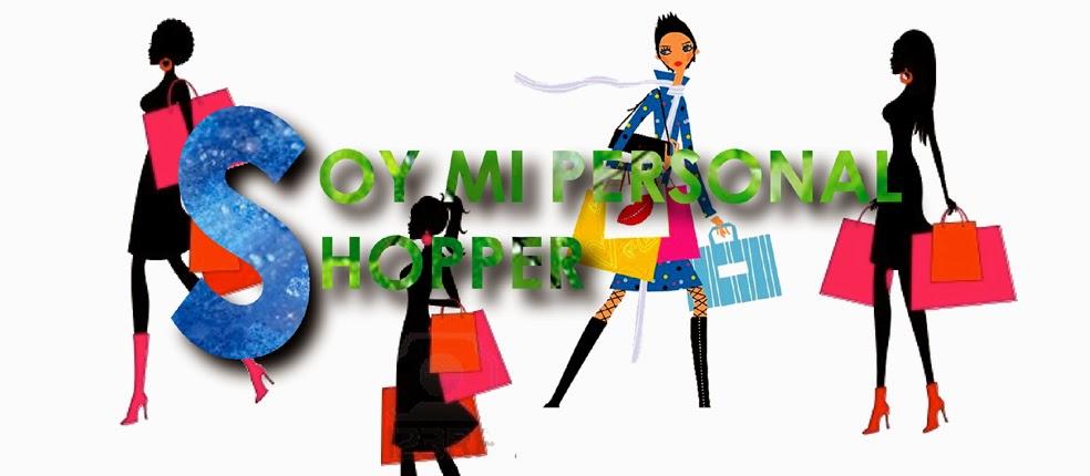 Soy mi Personal Shopper