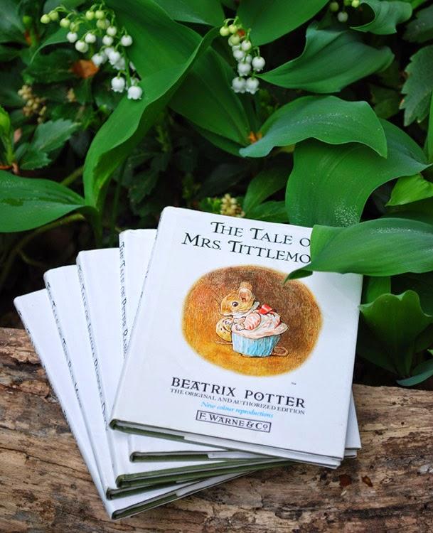 Beatrix Potter's little books