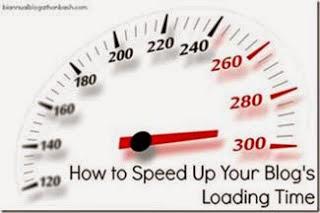 Cara Membuat Blog Anda Loading Lebih Cepat