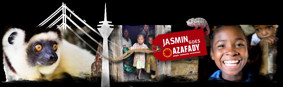 Jasmin goes Azafady