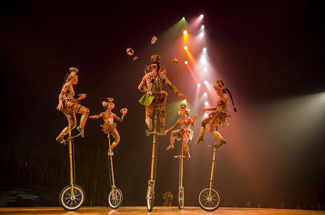 cirque du soleil target market
