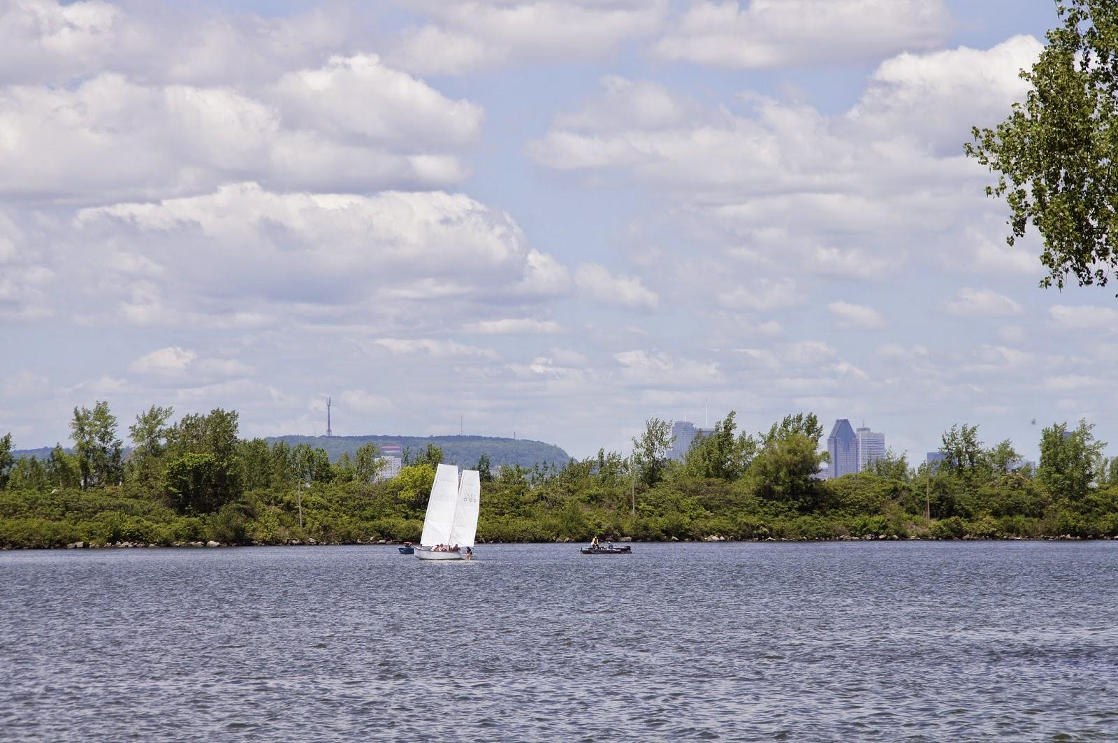 Montreal Sailing La Voile Montral 3 Coeur De Marin