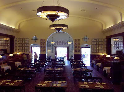 Disney Hollywood Studios Brown Derby