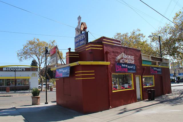 hotdog, Kasper's, Oakland, California