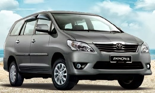 Innova Car Hire Bangalore