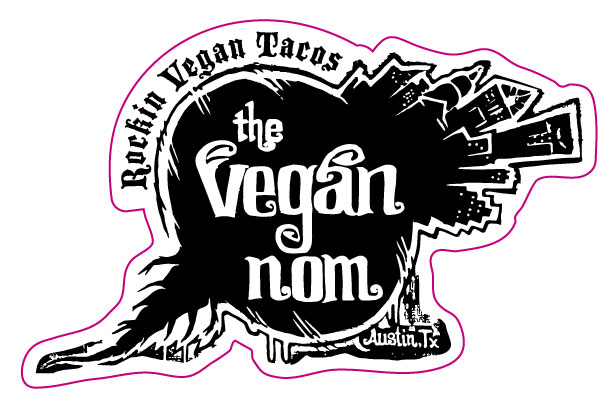 The Vegan Nom | Rockin' Vegan Tacos