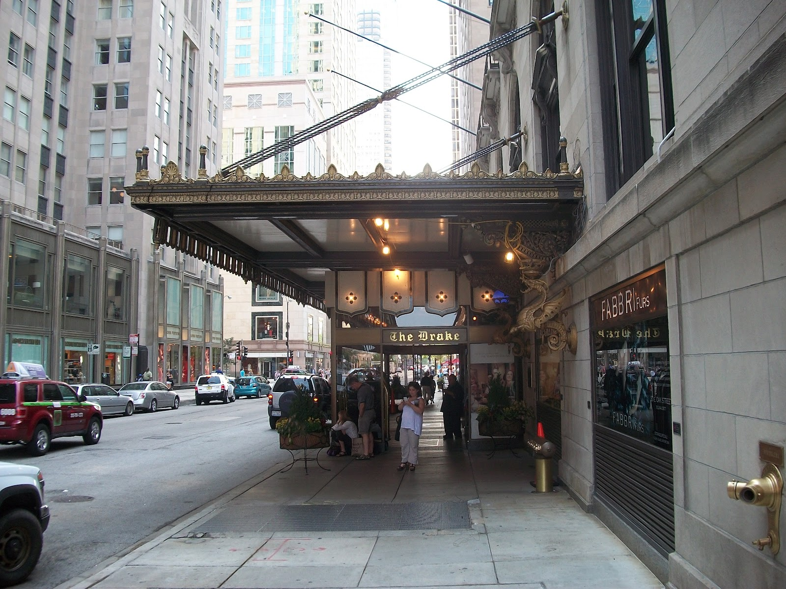 Filming locations of chicago and los angeles risky business for Hotels in chicago under 100