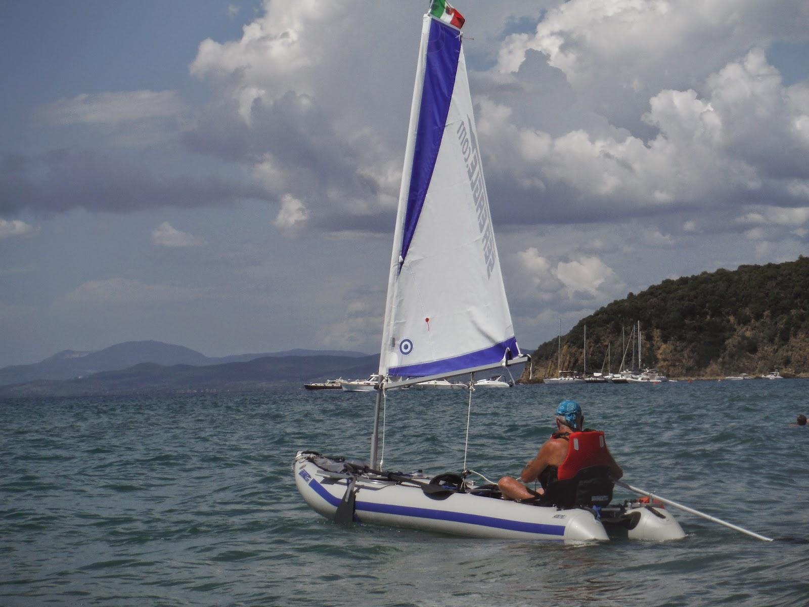 Seaeagle Paddleski Sailors Il ~ Terraferma Di Giuseppe 5A34RjL