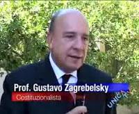 """Parla Zagrebelsky: """"F35, giustizia e Kazakistan, è l'umiliazione dello Stato"""""""