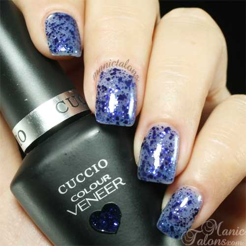 Cuccio Colour Veneer Gala Swatch