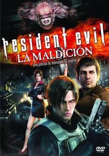 Resident Evil: La Maldicion – DVDRIP LATINO