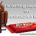 How to enable writing to SD Card in Android 4.4 KitKat