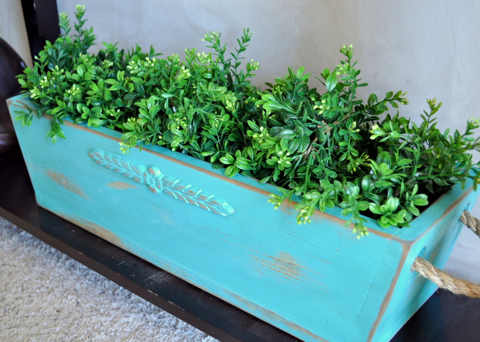 Sassy Sanctuary: A Planter Box