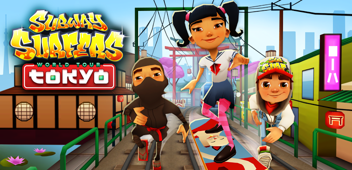 play free online subway surfers 2 games