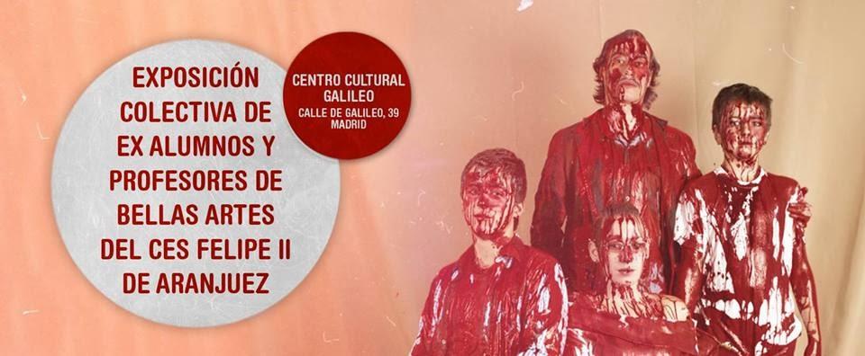 """Centro Cultural"", ""Galileo"", ""CES Felipe II"", ""UCM"", ""Arte"",""JJOO"",""invierno"",""Arco"",""Feria"",""Arte"""