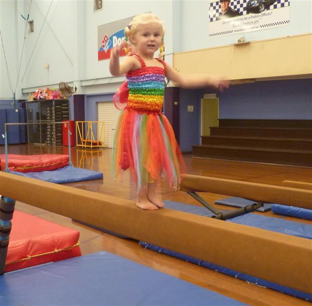 Gym Equipment Gold Coast: Gold Coast PCYC: Tiny Tots Gym