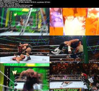 WWE Money In The Bank 2013 HDTV 750MB