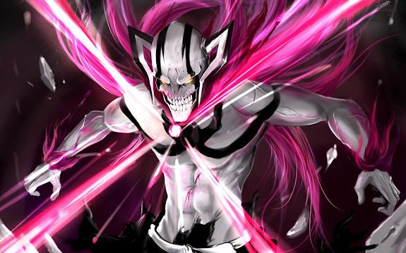 vasto lorde ichigo kurosaki anime hd wallpaper