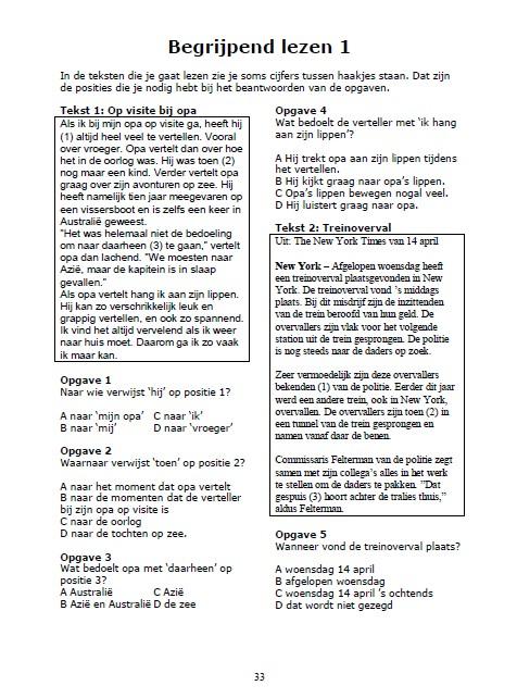 Bureau bijles ondersteuning bij leren for Begrijpend lezen groep 4
