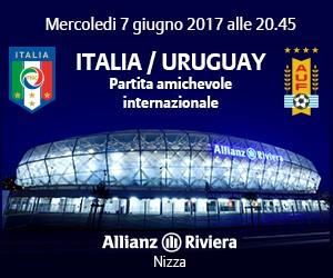 Italia - Uruguay