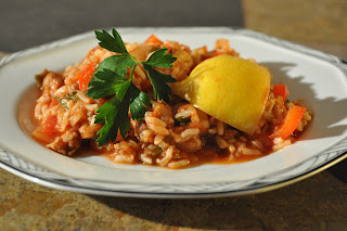 Recipe: Jambalaya for a crowd