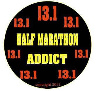 Half Marathon Addict store