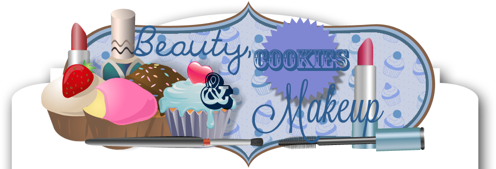 Beauty, cookies and make up