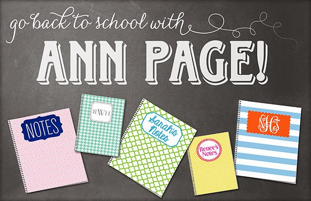 Notebooks and Journals by Ann Page