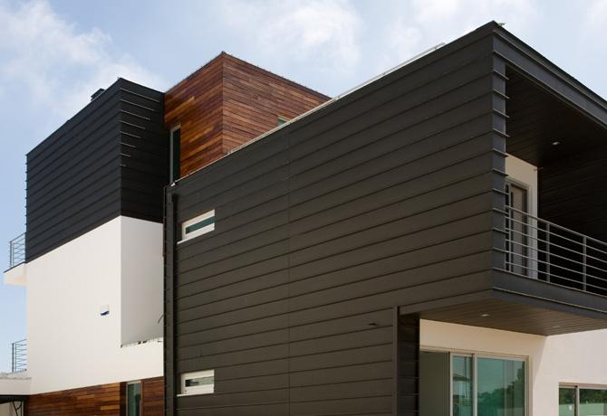 architecture villa image architectural zinc