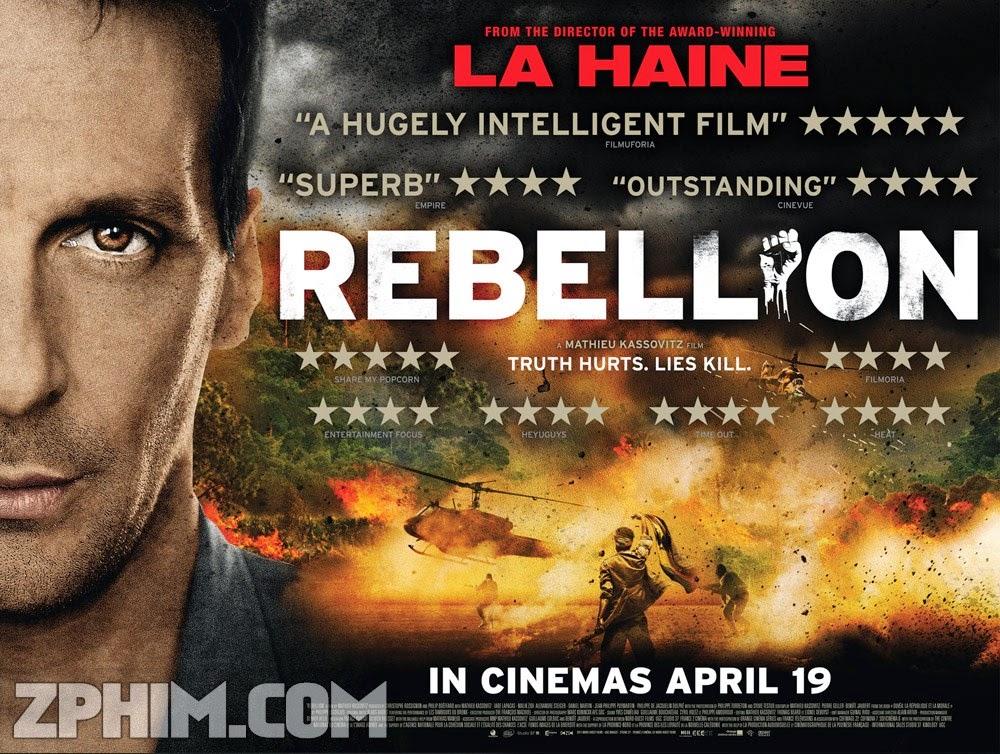 Ảnh trong phim Hòn Đảo Bất Khuất - Rebellion 1