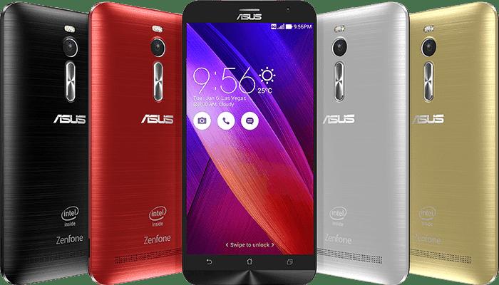 Asus Zenfone 2 Hands on