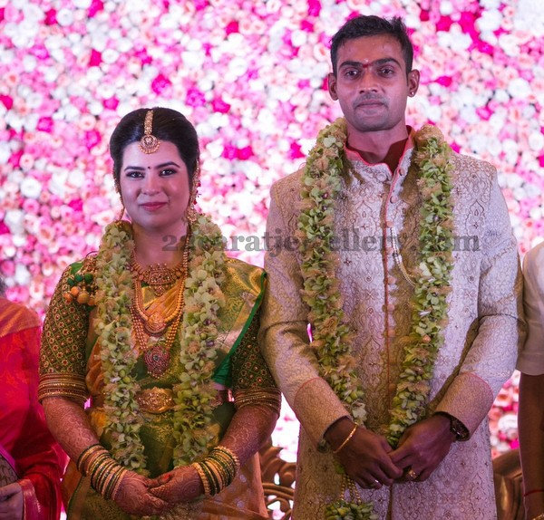 Radhika Saratkumar Daughter Engagement