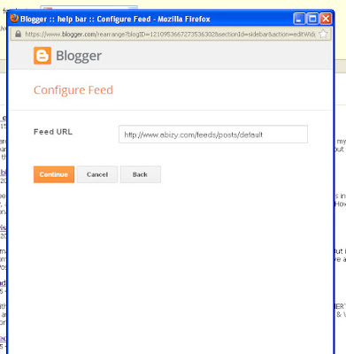 How to create blogger latest posts widget easily without coding