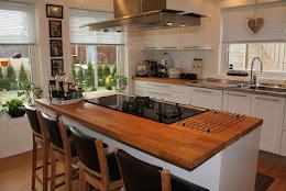 Kjøkken...