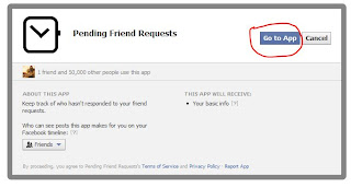 Cancel Facebook Pending Friend Requests