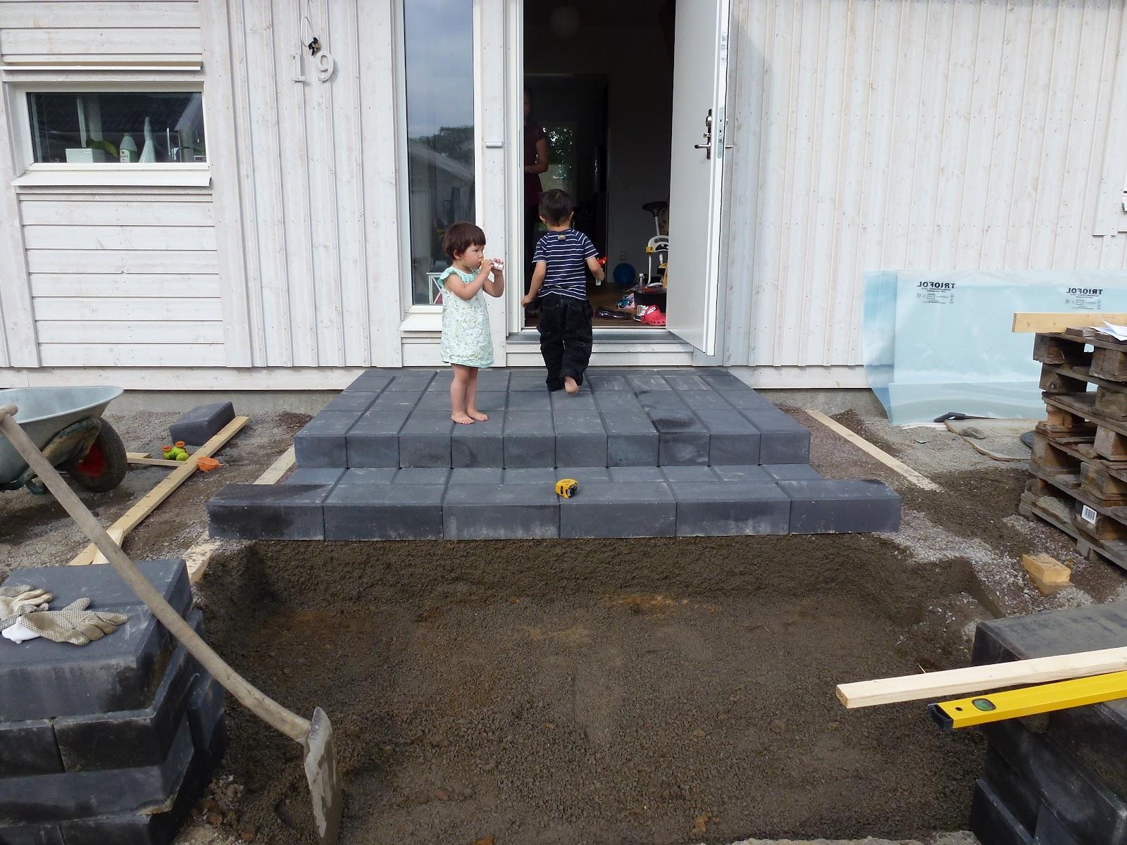 Vi byggar villa kalmar från smålandsvillan = : trappan på ...