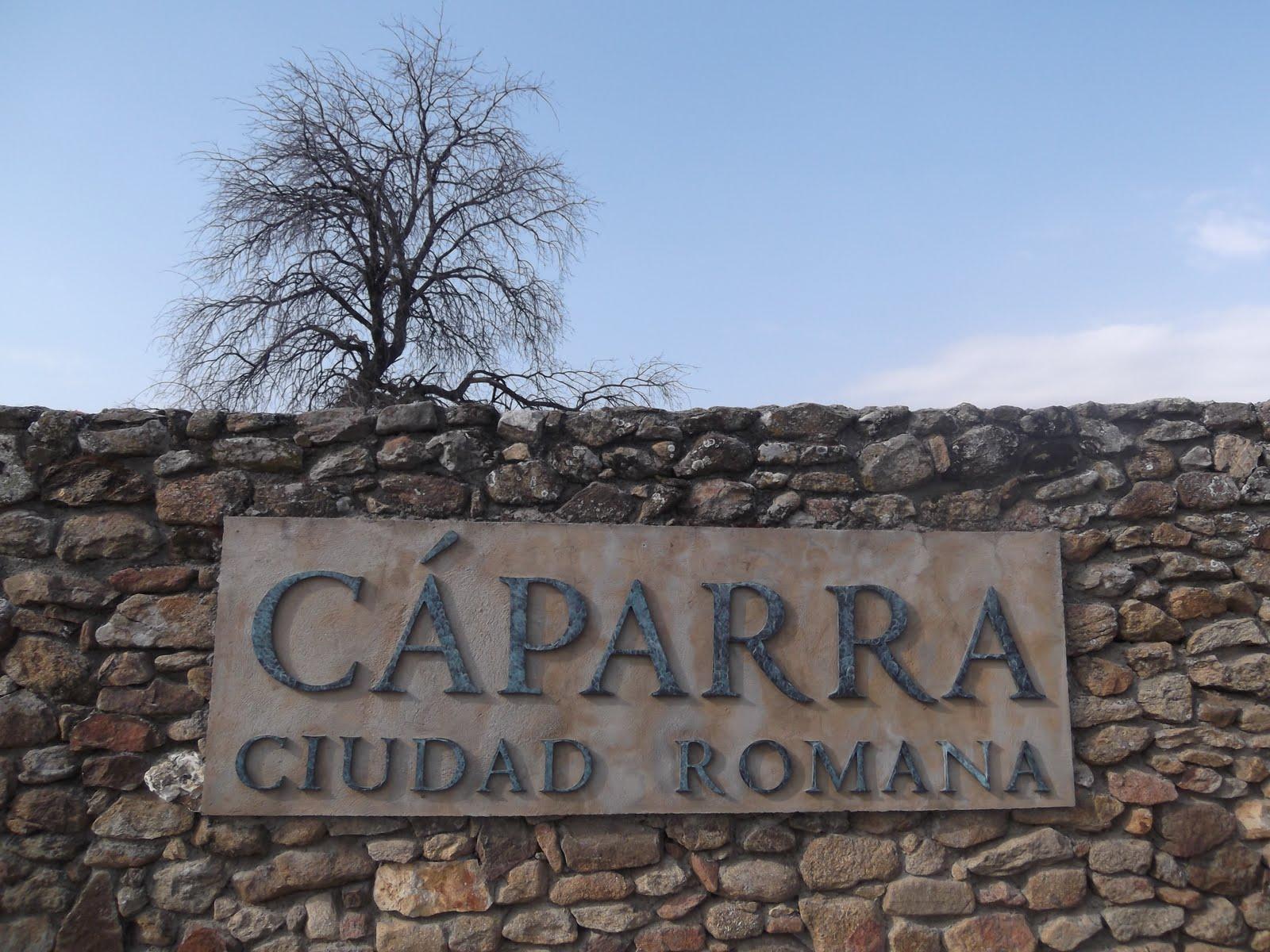 Centro de Interpretacion de la Ciudad Romana de Cáparra