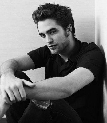 Robert Pattinson  on Pensadora  Sess  O Robert Pattinson