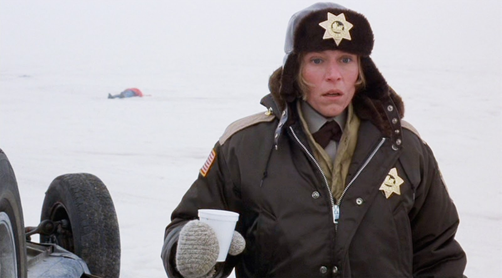 the pleasant demeanor of marge gunderson and how people took advantage of her in the film fargo by j Brooke lynn crews, (pictured) initially claimed savanna greywind of fargo, north dakota, gave up her baby, but later admitted she took advantage of her in order to take the child the body of 22-year-old savanna greywind was found wrapped in plastic in the red river near fargo, north dakota, by two kayakers around 820pm sunday night, fargo police.