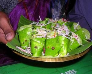 Bengali masala paan