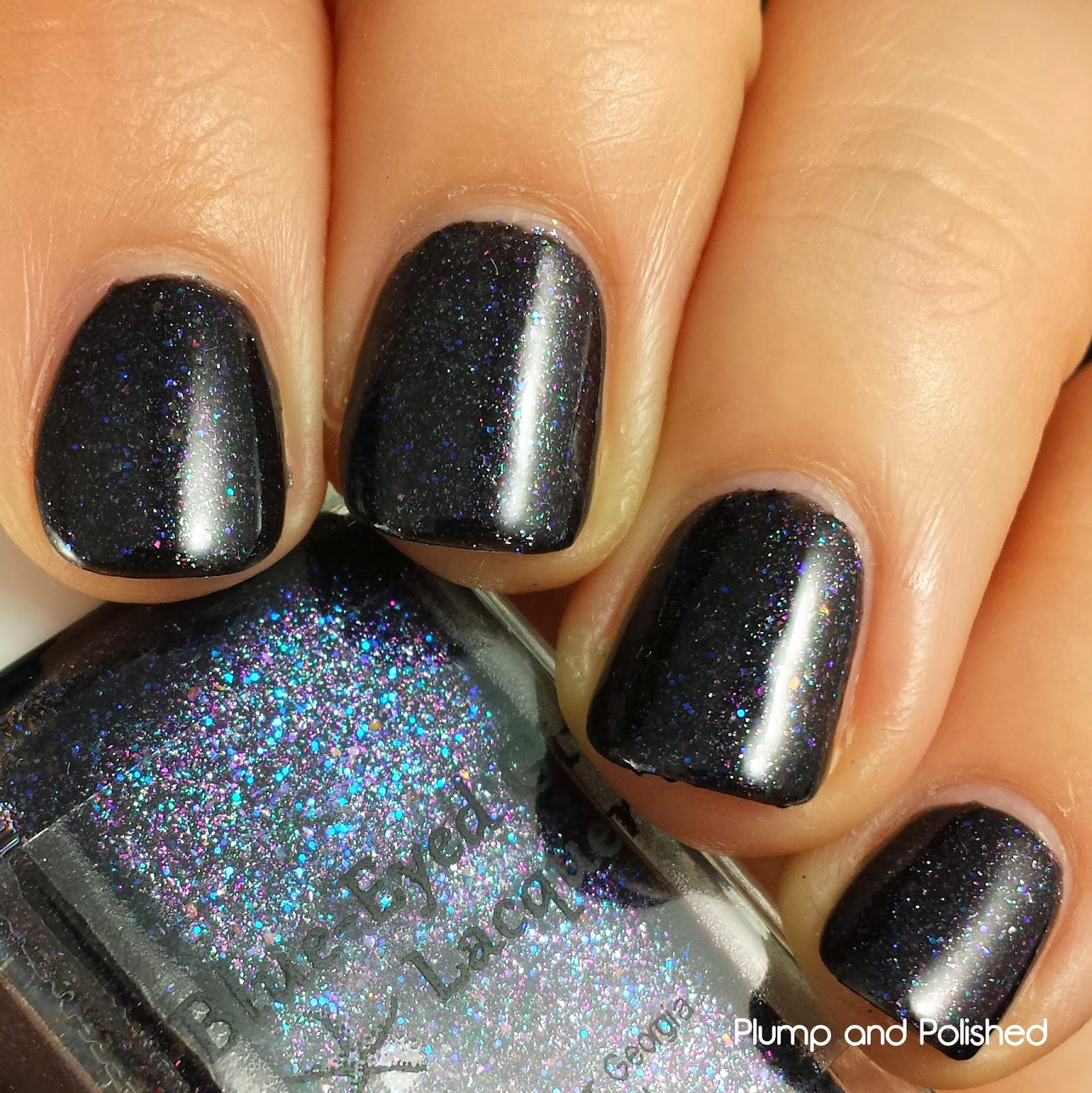 Blue-Eyed Girl Lacquer - Siren Noir