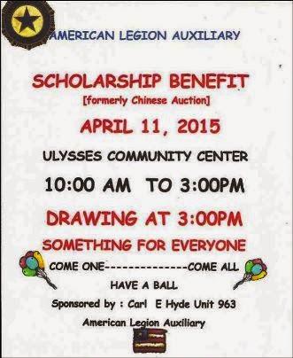 4-11 Scholarship Benefit