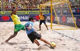 Beach Soccer,  ΣΤΟ ΒΟΥΝΟ