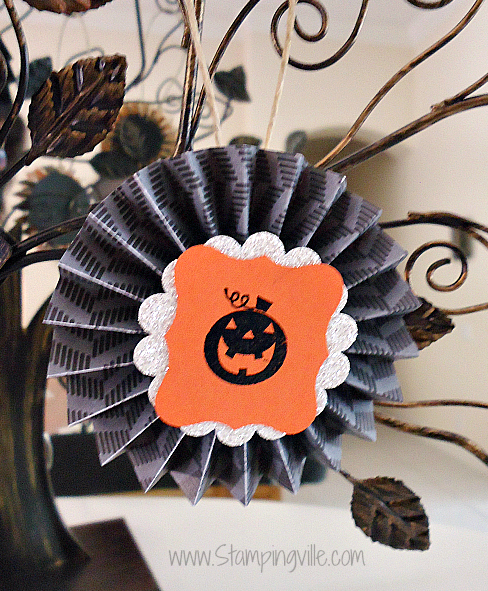 Halloween Spooky Bingo Bits Stamp Set by Stampin' Up!