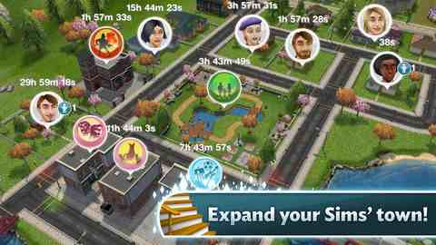 The Sims™ FreePlay, iPhone Action Game  Arcade Gamess Free Download, iPhone Applications