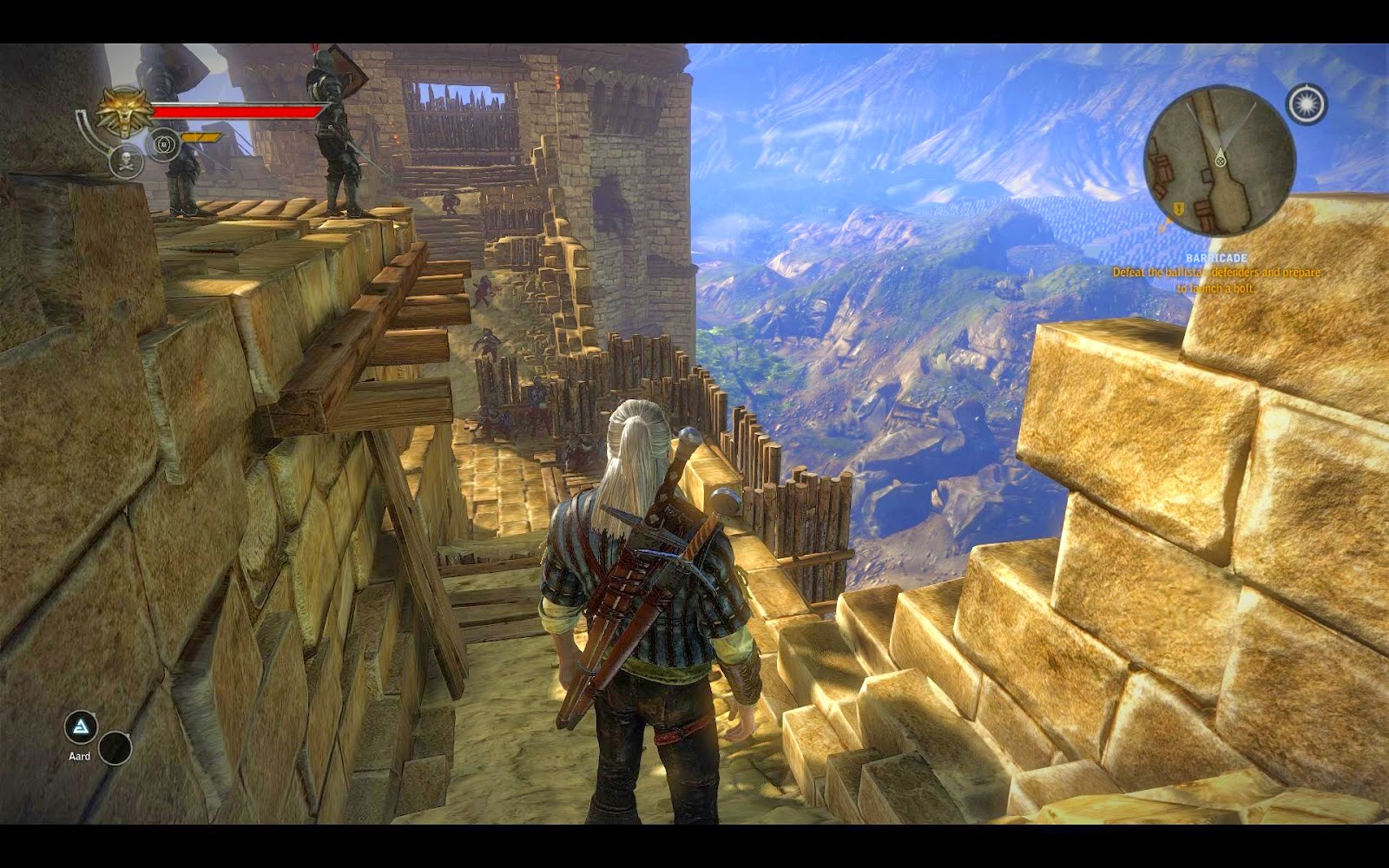 The Witcher 2 Assassins of Kings Game for pc