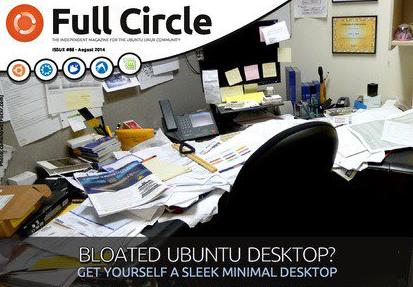 Full Circle número 88, lectura en línea y enlaces para descargar.